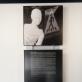 Romo Juškelio fotografijų parodos fragmentas (Neringos istorijos muziejus, Pamario g. 53). 2016 m. A. Narušytės nuotr.