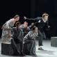 "Ernestas Barčaitis balete ""Procesas"". M. Aleksos nuotr."