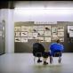 """Algirdas Bakas, """"Amerika"""", paroda Vaikų bibliotekoje, Plungė, 2018 m. A. Narušytės nuotr."""