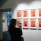 """Juozapo Kalniaus kūrinių ekspozicija parodoje """"Prarastas laikas"""" Mažojoje Arsenalo galerijoje. 2020 m. Organizatorių nuotr."""