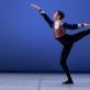 Edvinas Jakonis Baleto skyriaus Gala koncerte. M. Aleksos nuotr.