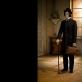 """Scena iš spektaklio """"Oblomovas"""". G. Mālderio nuotr."""