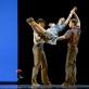 """Marta Rueda, Jonas Laucius, Romas Ceizaris balete """"Piaf"""". M. Aleksos nuotr."""
