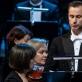 Mindaugas Jankauskas ir Nacionalinis simfoninis orkestras. M. Aleksos nuotr.