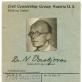 """JAV karinės struktūros """"Civil Censorship Detachment"""" Austrijos padalinio darbo pažymėjimas, išduotas M. Vorobjovui. Iš LDM archyvo"""