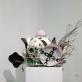 """Nicole Wermers, """"Išplautų indų skulptūra Nr. 9"""", 2013 m. Autorės nuotr."""