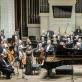 Guoda Gedvilaitė, Georg Mark ir Lietuvos nacionalinis simfoninis orkestras. D. Matvejevo nuotr.
