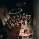 """Aistė Bružaitė ir Lietuvos kariuomenės orkestro muzikantai, dir. majoras Egidijus Ališauskas. """"Lyg sapne Photography"""""""