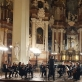 Arvydo Malcio autorinio koncerto akimirka. Nuotrauka iš asmeninio archyvo