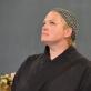 """Šiluvos meno bienalės atidarymas. Agnės Jonkutės paroda """"Sidabro mėlis"""" gelbsti nuo informacinio triukšmo"""