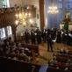 """Choras """"Aidija"""", dirigentas Romualdas Gražinis. G. Beržinsko nuotr."""