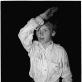"""Aleksandras Čekmeniovas, iš serijos """"Black & White"""". 1992-1997 m."""