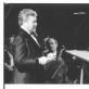 Algis Grigas ir Jonas Aleksa LNOBT. 1990 m. Nuotrauka iš asmeninio archyvo