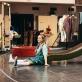 """Operos """"Alisa stebuklų šalyje"""" kostiumai: nuo veidrodinio Triušio iki paslaptingo Katino"""