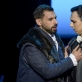 """Michele Angelini (Ričardas Persis) ir Paulius Prasauskas (Lordas Rošforas) operoje """"Ana Bolena"""". M. Aleksos nuotr."""