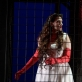 """Francesca Sassu (Ana Bolena) operoje """"Ana Bolena"""". M. Aleksos nuotr."""