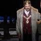 """Tadas Girininkas  (Henrikas VIII) ir Rafailas Karpis (Hervis) operoje """"Ana Bolena"""". M. Aleksos nuotr."""