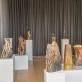 Anagamos krosnyje menininkų kūrinius nudažė ugnis ir pelenai