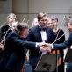 Andrius Žlabys ir Valstybinis simfoninis orkestras. V. Ščiavinsko nuotr.