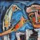 """Antano Gudaičio (1904-1989) paroda """"Siela kaip paukštis"""" Baroti galerijoje"""