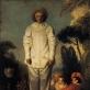 """Antoine Watteau, """"Žilis"""". 1718–1720 m."""