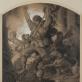 """Arturo Grottgerio ciklas """"Lituania. Mūšis"""". 1866 m. Krokuvos nacionalinis muziejus"""