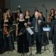 Arvydas Malcys ir Klaipėdos kamerinis orkestras. Asmeninio archyvo nuotr.