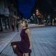 """Ema Senkuvienė. Nuotrauka iš šokio teatro """"Aura"""" archyvo"""
