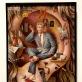 """Auseklis Bauškenieks, """"Dievo ausy. Autoportretas"""". 1980 m. Autorės nuotr."""