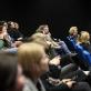 Konferencijos publika. A. Volungės nuotr.