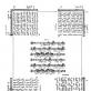 """Broniaus Kutavičiaus """"Paskutinės pagonių apeigos"""", partitūros fragmentas"""