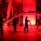 """Teatro NO99 spektaklis """"Revoliucija Nr. 34"""". Organizatorių nuotr."""