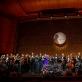 Baigiamoji konkurso akimirka po koncerto. M.Mikulėno nuotr.