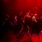 "Scena iš spektaklio ""Bakchantės: Aktas"". L. Vansevičienės nuotr."