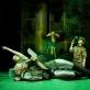 """Scena iš spektaklio """"Bakchantės"""". D. Matvejevo nuotr."""
