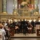 Vakarinės liturginės valandos akimirka. V. Abramausko nuotr.