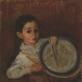 """Maksas Bandas, """"Berniukas su būgnu"""". 1932 m. """"Lewben Art Foundation"""" kolekcija"""