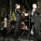 Modestas Barkauskas, Donatas Katkus ir Šv. Kristoforo orkestras. R. Šeskaičio nuotr.