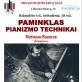"""Pianisto Motiejaus Bazaro koncertas """"Organum"""" salėje"""