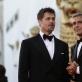 Brad Pitt ir George Clooney