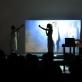 "Brigitt Muntendorf  ir ""Ensemble Garage"". V. Abramausko nuotr."