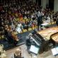 Lucas ir Arthuras Jussenai, Modestas Pitrėnas ir Lietuvos nacionalinis simfoninis orkestras. D. Matvejevo nuotr.