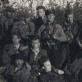 Bronius Krivickas pirmas iš dešinės Biržų girios partizanų gretose. 1950-1951 m. Lietuvos ypatingojo archyvo nuotr.