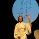 """Birutė Mar spektaklyje """"Buda palėpėje"""". Solo teatro nuotr."""