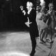 """Eligijus Bukaitis (Droselmajeris) balete """"Spragtukas"""". 1975  m."""