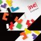 """CD """"[ne]Žaidimai"""" viršelis. Autorius Dovydas Čiuplys"""