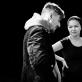 """Spektaklio """"Manno laimė"""" repeticijos. L. Vansevičienės nuotr."""