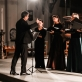 """Ansamblis """"Canto Fiorito"""" Braitono senosios muzikos festivalyje. Organizatorių nuotr."""