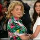 Catherine Deneuve ir Chiara Mastoianni