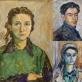 Rafaelio Chvoleso portretų parodoje – dailininko žvilgsnis į XX a. vidurio vilniečius